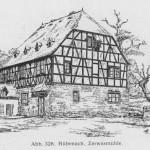 Zerwas-Mühle (auch Doppelmühle)