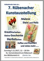 7. Rübenacher Hobby Kunstausstellung